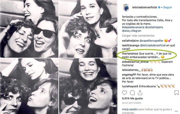 'Leticia Dolera'