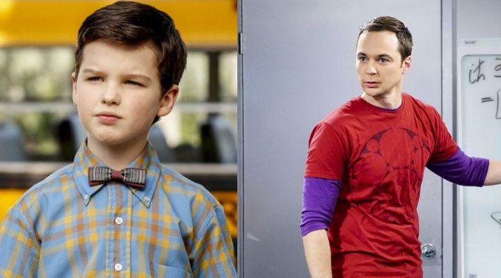 Joven Sheldon, Sheldon Cooper