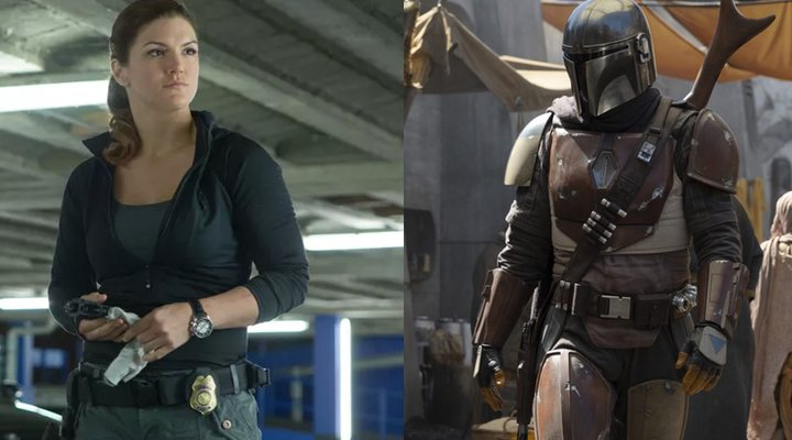Gina Carano, 'The Mandalorian'