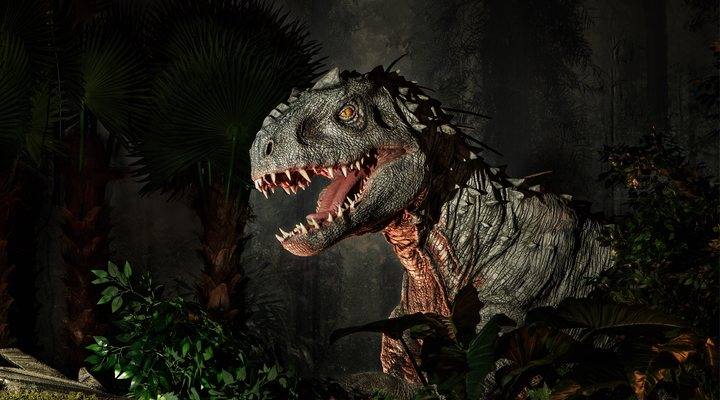 'Jurassic World: The Exhibition'
