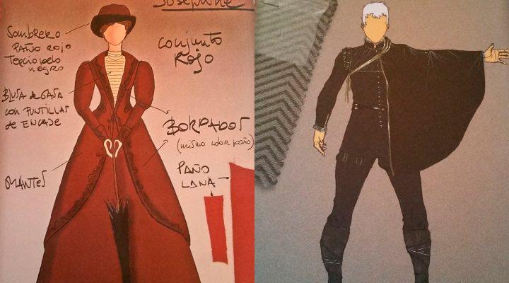 Diseños de Clara Bilbao y Tatiana Hernández