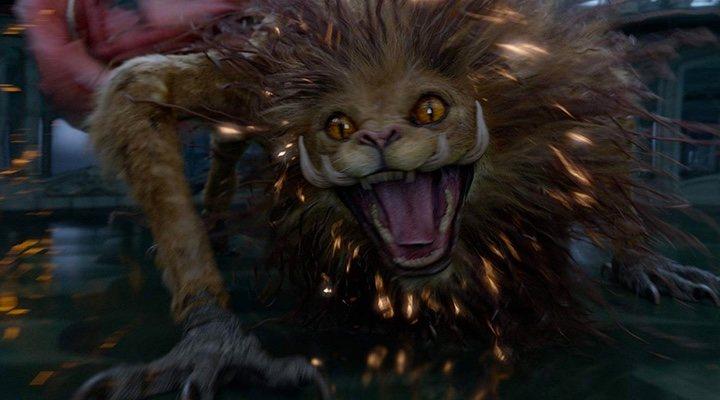 'Animales Fantásticos: Los crímenes de Grindelwald'