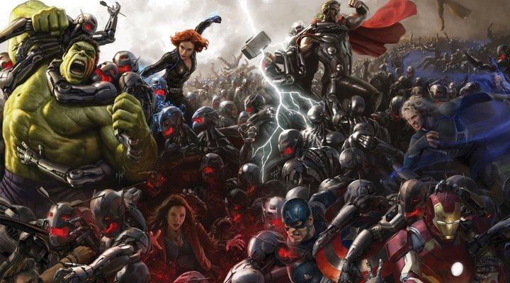 'Avengers: Era de Ultrón'