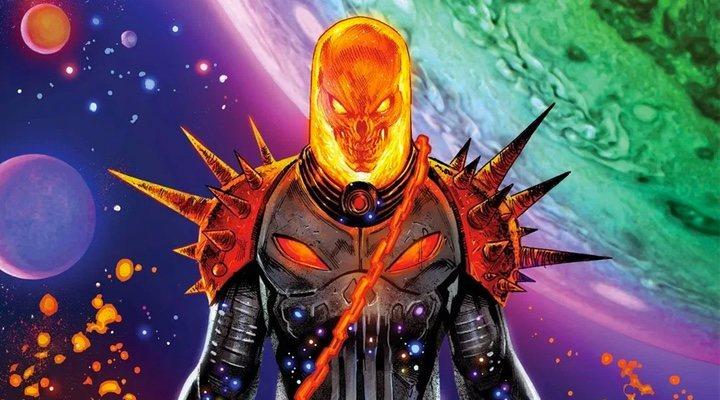Imagen de 'Cosmic Ghost Rider'