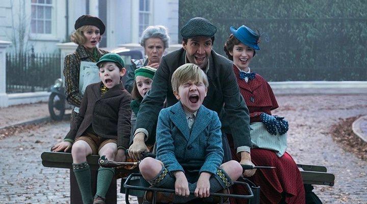 Imagen de 'El regreso de Mary Poppins'