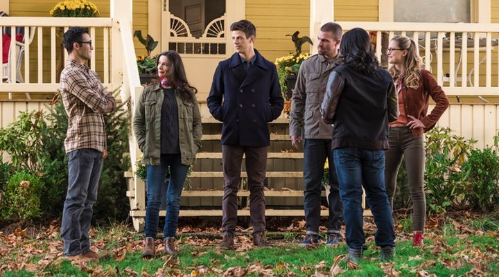 CW crossover 'Elseworlds'