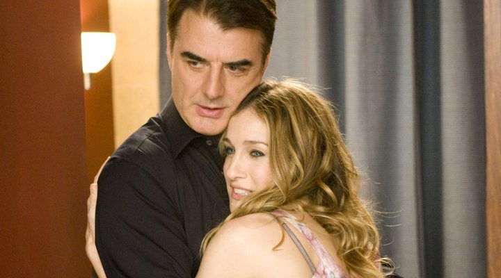 Mr. Big y Carrie