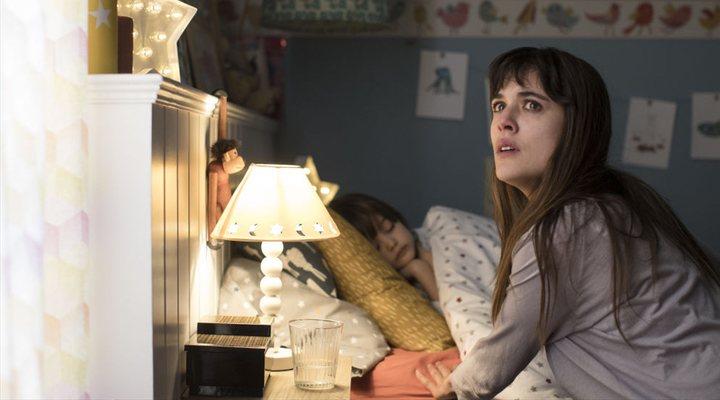 Adriana Ugarte en 'Durante la tormenta'