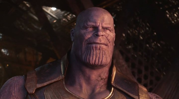 Thanos Vengadores 4
