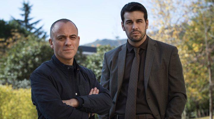 Javier Gutiérrez y Mario Casas Protagonizan 'Hogar' para Netflix