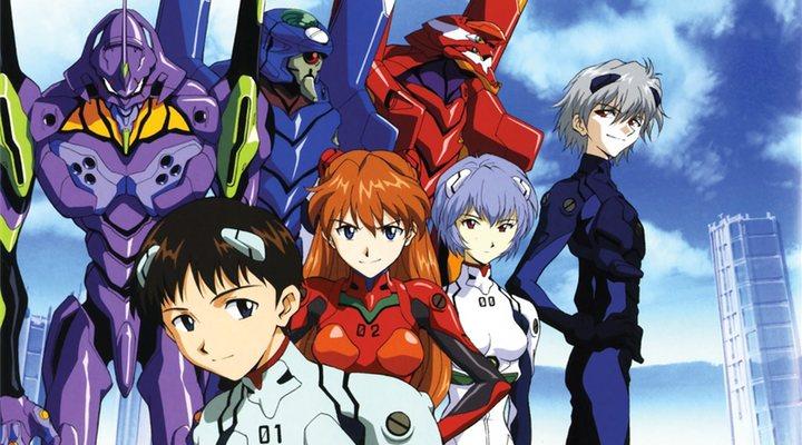Personajes de 'Neon Genesis Evangelion'
