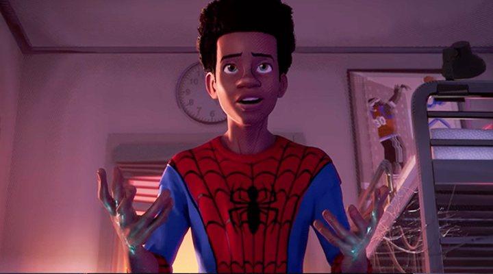 Spider-Man nuevo universo secuela Miles Morales
