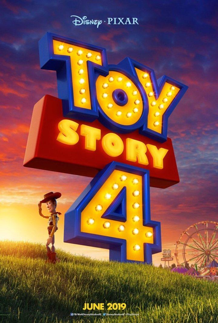 Póster de 'Toy Story 4'