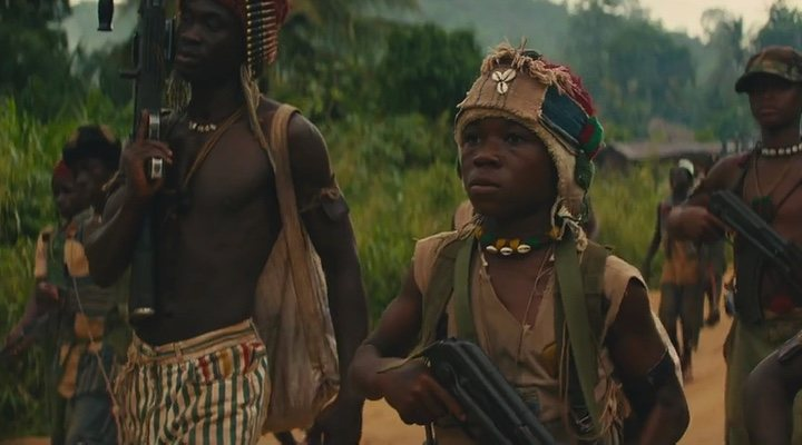 'Beasts of no nation'