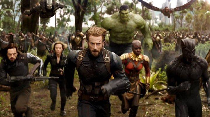 Fotograma de 'Vengadores: Infinity War'