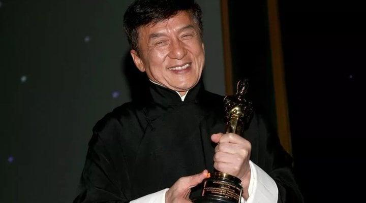 Jackie Chan memorias