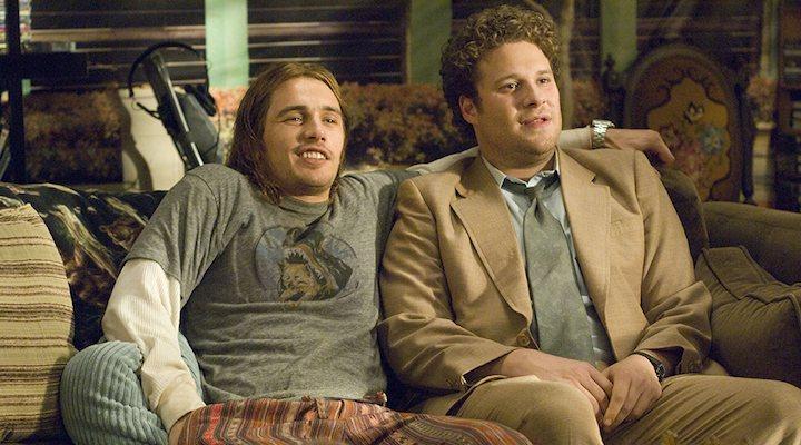 Seth Rogen y James Franco en Superfumados