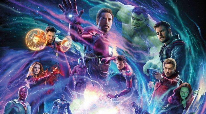 Tráiler Vengadores 4