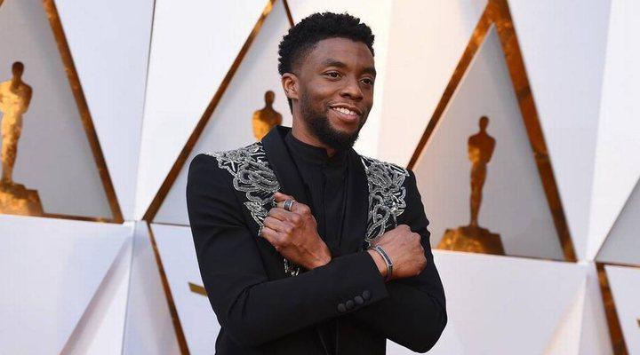 Black Panther Globos de Oro Oscars