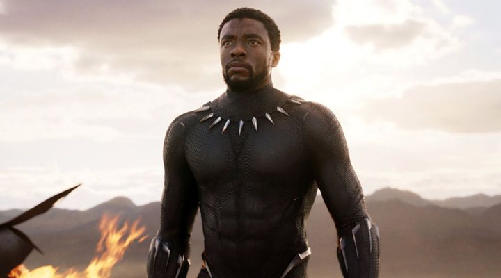 Globos de Oro Black Panther
