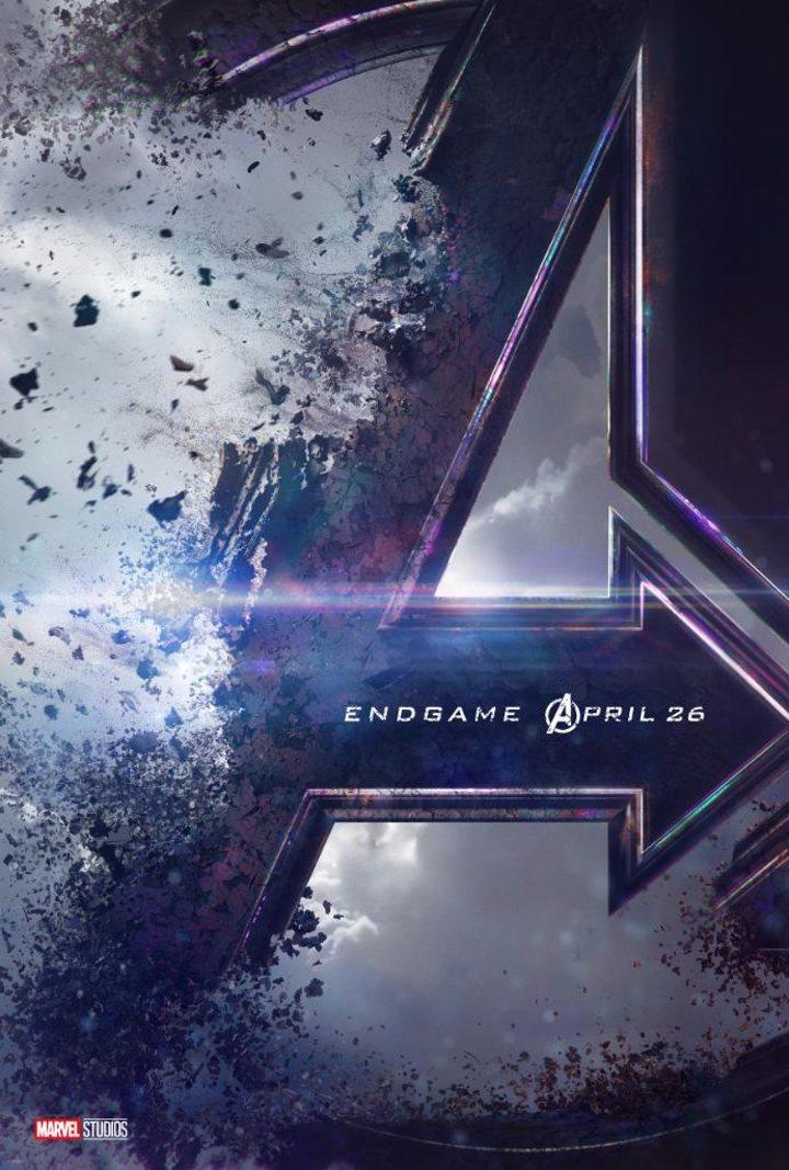 Póster 'Vengadores: Endgame'