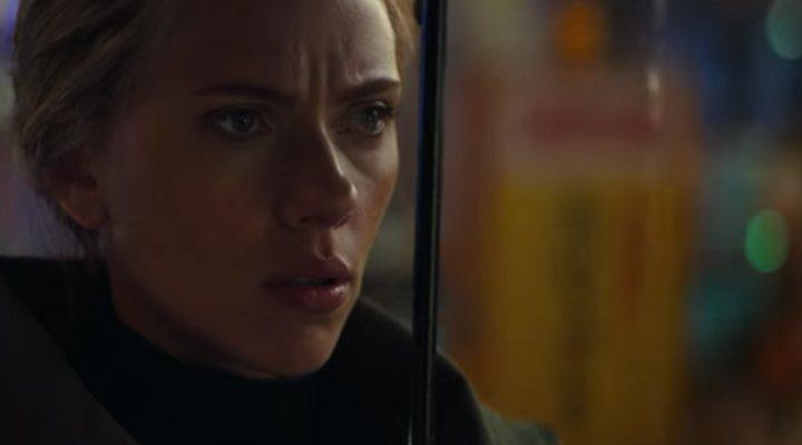 Viuda Negra, 'Vengadores: Endgame'