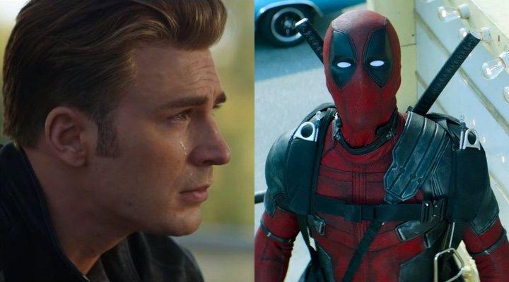 'Vengadores: Endgame' y 'Deadpool'