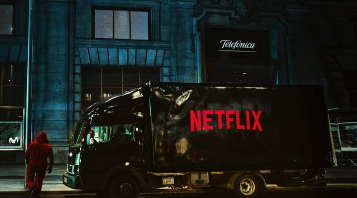 Netflix y Movistar+