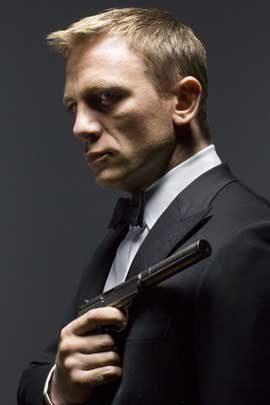 Bond 23 comienza a rodarse en 2010