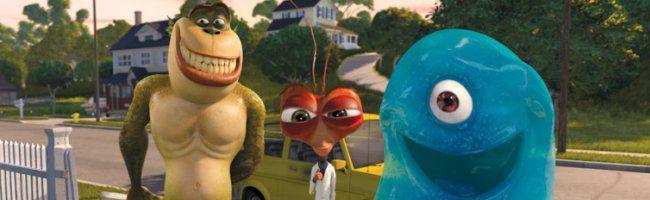 No habrá secuela de 'Monstruos contra Alienígenas'