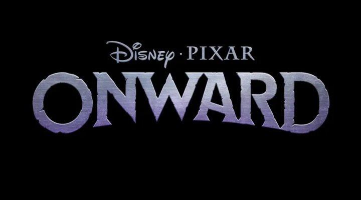 Logo de 'Onward' de Disney-Pixar
