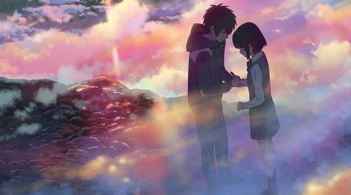 Makoto Shinkai 2019