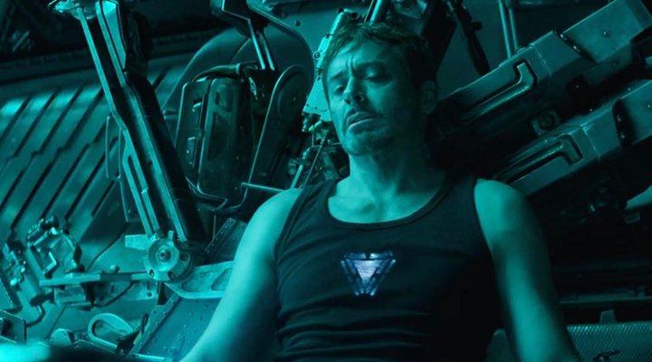 Tony Stark, 'Vengadores: Endgame'