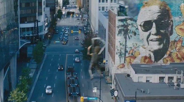 Cameo de Stan Lee en 'Deadpool 2'