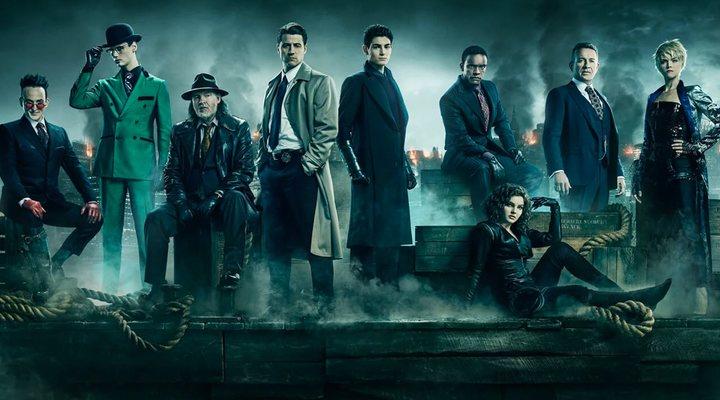 Reparto de 'Gotham'