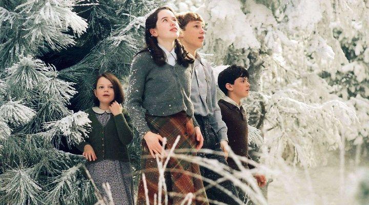 'Las crónicas de Narnia. El león, la bruja y el armario'