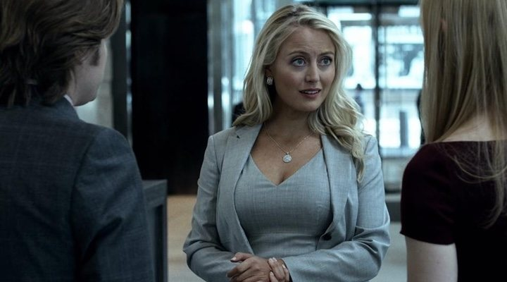 Amy Rutberg en 'Daredevil'
