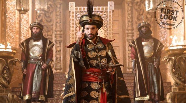 Jafar en 'Aladdin'
