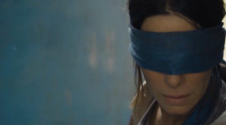 mujer ciega de ciencia ficción