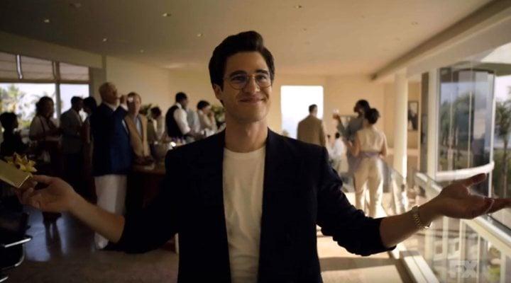 Darren Criss gay