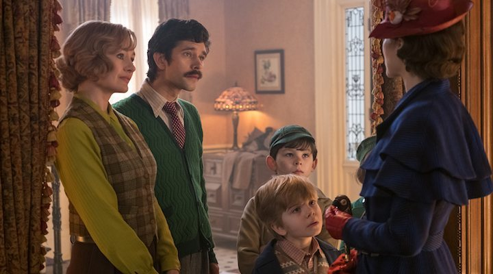 'Mary Poppins Returns'