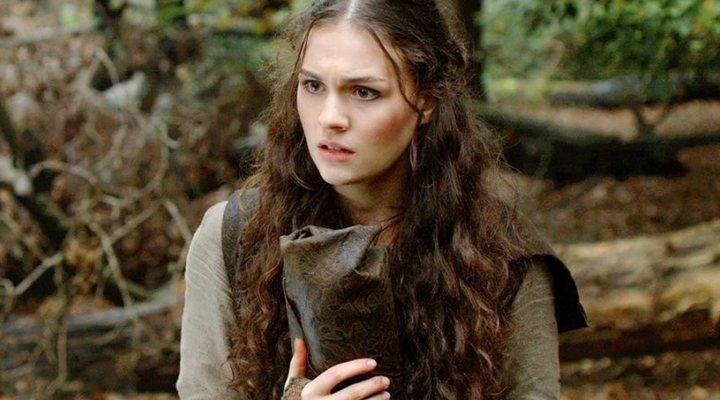 Sophie Skelton en 'Outlander'