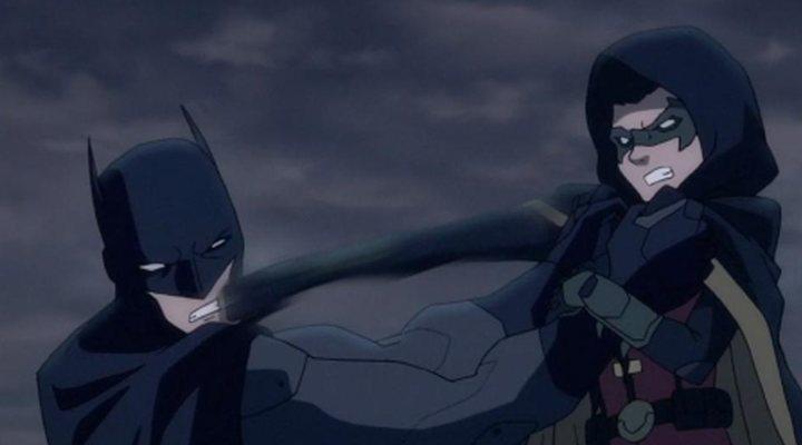 Fotograma de 'Batman vs. Robin'