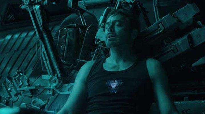 Robert Downey, Jr. en el tráiler de 'Vengadores: Infinity War'