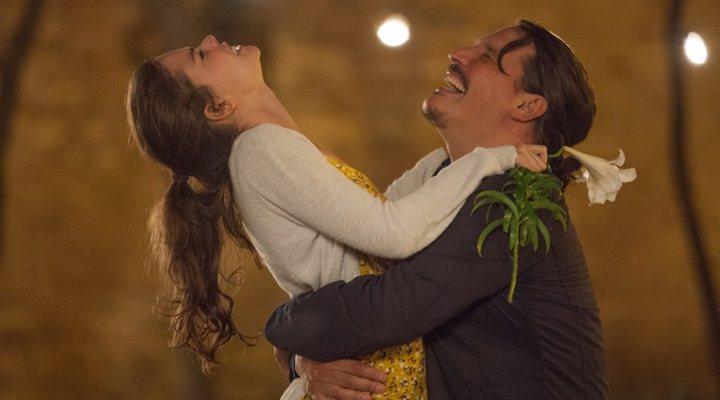 Isabel y Javier en 'Como la vida misma'