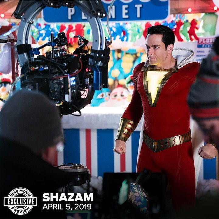 '¡Shazam!'