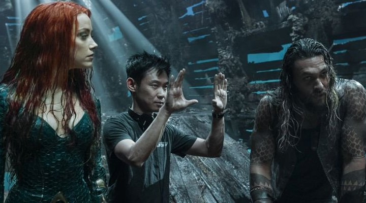 Rodaje 'Aquaman'