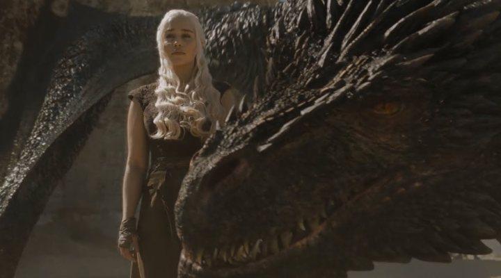 Juego de Tronos\': Los dragones de Daenerys no son dragones ...