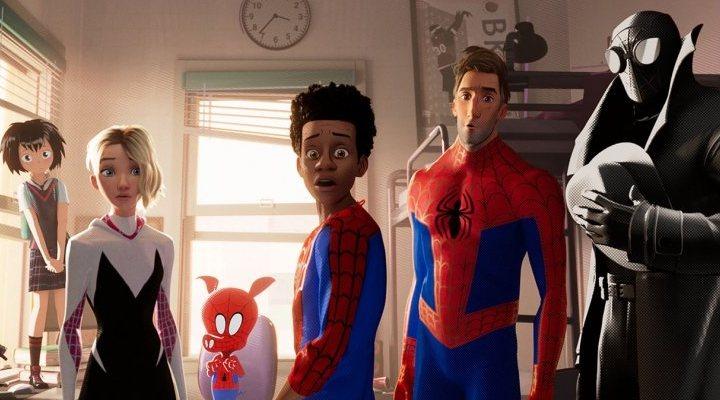'Spider-Man: Un nuevo universo'