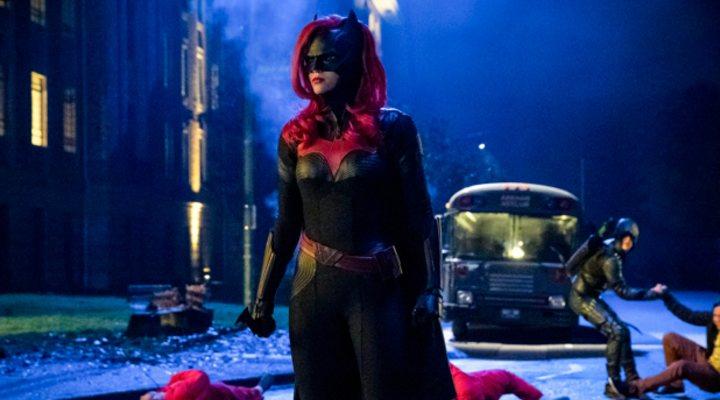 Serie Batwoman CW